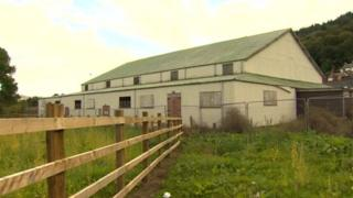 Corwen Pavilion, Denbighshire
