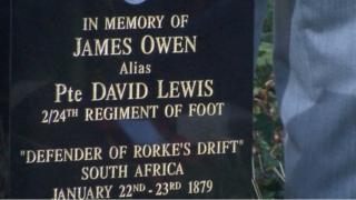 new headstone