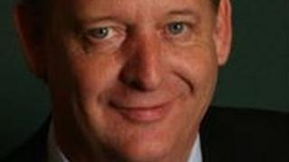 Stoke-on-Trent City Council deputy leader Paul Shotton