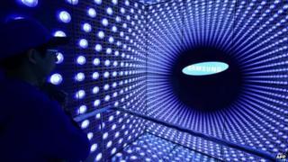Samsung accelerates wi-fi speeds