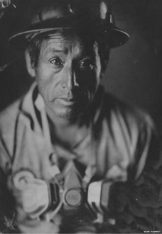 From silver mine to wet plate