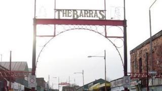 Barras sign