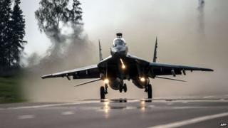 MiG-29 (File photo)