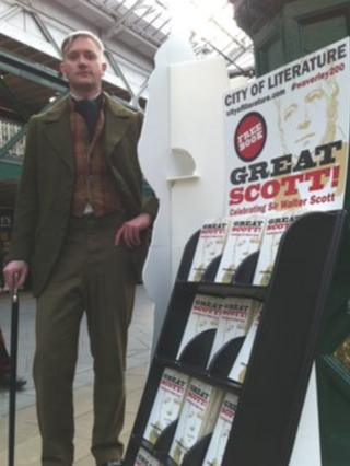 Great Scott! Pic: : James McLaughlin