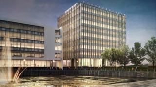 City Quays 2 will provide 124,000 sq ft of grade A office space when it is completed in mid-2016