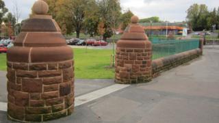 Dumfries Dock Park