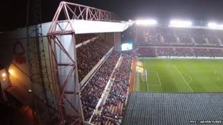 Nottingham city ground