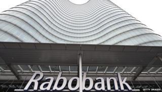 Rabobank exterior