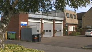 Ely ambulance station