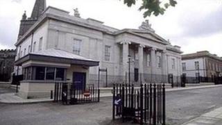 Bishop's Street Court House L'Derry