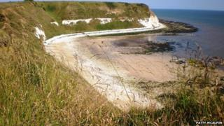South Landing, Flamborough