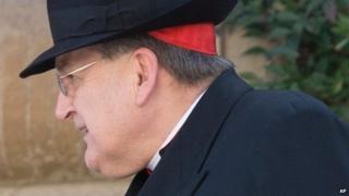 Cardinal Raymond Burke 17 October 2014