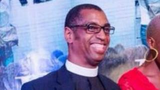 Rev George Hargreaves