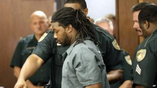 Jesse Matthew appeared in a Virginia court on 25 September 2014