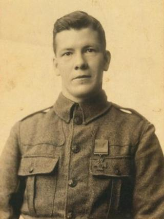 Private Henry May