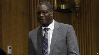 Denis Mukwege. Photo: February 2014