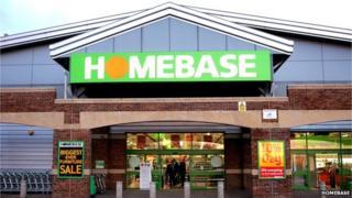 Homebase Yeovil