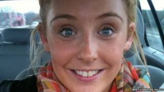 Bethany Jones, who police confirmed died in the crash