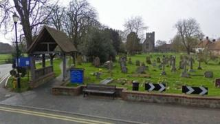 At Peter and St Paul's Church, Headcorn