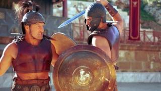 BBC TV. Colosseum: Rome's Arena of death