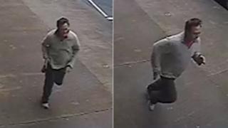 Man sought over Victoria Road attack
