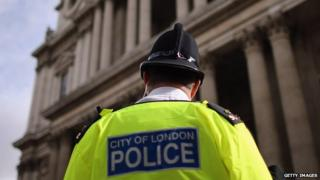 City of London police officer