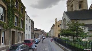 New Inn Hall Street