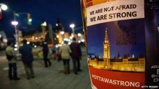 Sign in Ottawa (23 October 2014)