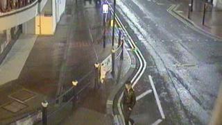 Eastbourne rape CCTV