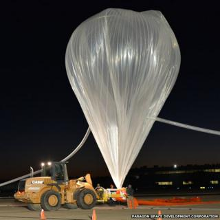 Google's Alan Eustace beats Baumgartner's skydiving record