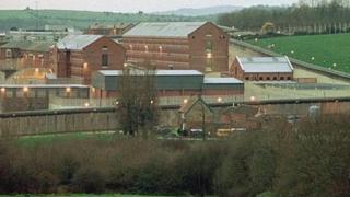 Parkhurst Prison, now part of HMP Isle of Wight