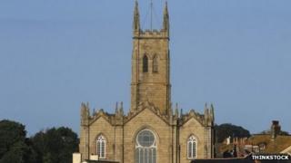 St Mary's Church, Penzance. Pic: Thinkstock