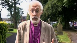 Bishop of Manchester David Walker