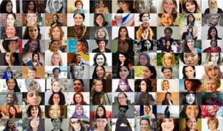 Who are the 100 Women 2014?