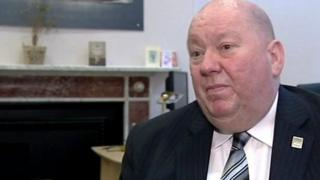 Liverpool Mayor Joe Anderson
