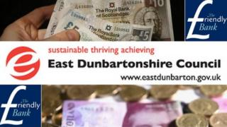East Dunbartonshire Council Municipal Bank images