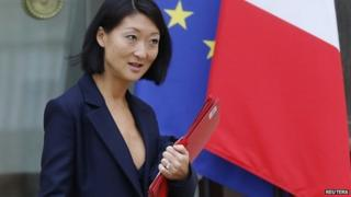 French culture minister admits she 'reads very little'
