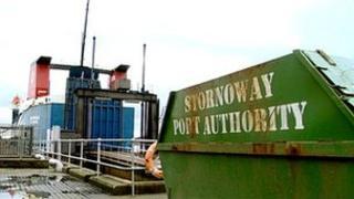 Ùghdarras Port Steòrnabhaigh