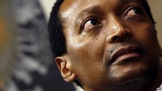 South African businessman Patrice Motsepe