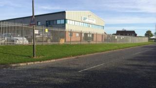 Thieves broken into a depot in Craigavon on Saturday night, stealing thousands of pounds of jewellery