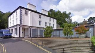 University of Cumbria Ambleside campus