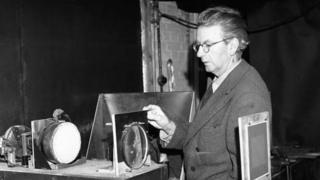 John Logie Baird in 1942