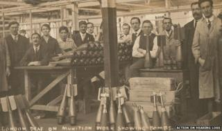 Deaf Munitions Workers