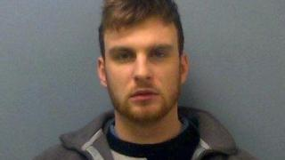 Christopher Lennon, 28, from Fontwell Close, Maidenhead