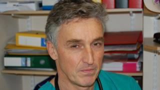 Dr Brian Parkin