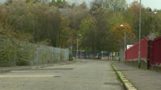 Mileriver Street in north Belfast