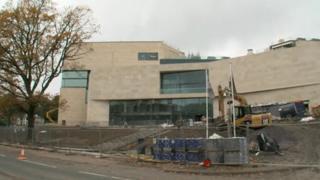 Pontio arts centre