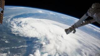Space satellites (file image)