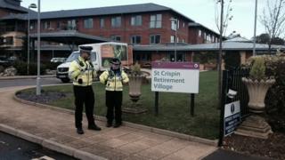 St Crispin Retirement Village, Northampton