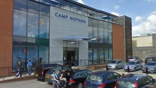 Camp Hobson